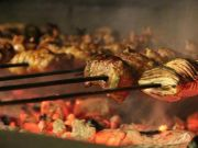 Street food festival in Garbatella