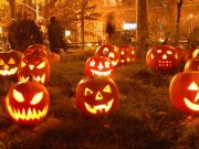 Halloween catches on in Rome