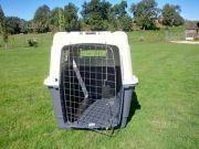 Dog transport crate XL