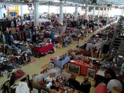 Mercatino flea markets in Rome