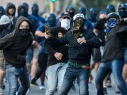Rome prepares for football derby