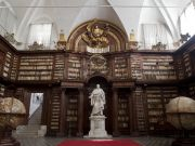 Rome's secret libraries