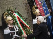 Rome remembers the Fosse Ardeatine