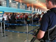 High security alert at Rome airports