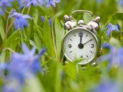 Clocks go forward on 27 March