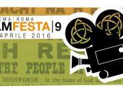 Irish Film Festa programme