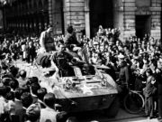 Liberation Day in Rome