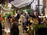 Greenhouse Restaurant Dublin at Rome's Settembrini
