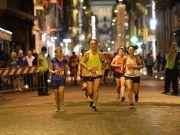 CorriRoma race through Rome by night