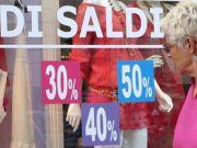 Rome's summer sales begin on 2 July