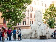 The gentrification of Rome's Testaccio district