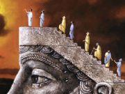 Rome opera at the Baths of Caracalla