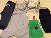 Baby BOY Clothing 0-24 months 2 Euros (used stuff)