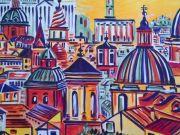 Art from the Heart: raising funds for Rome's homeless