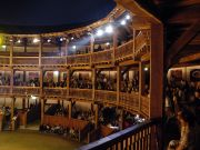 The Tempest (in English) at Rome's Globe Theatre