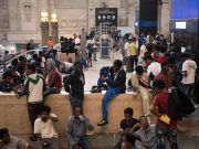 Refugee information night in Rome