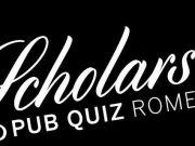 Scholars Pub Quiz Rome (SPQR)