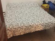 Washing machine & mattress for sale
