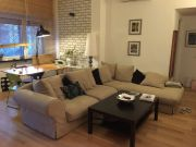 Fully furnished apt near the center