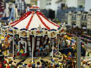 Lego exhibition in Rome
