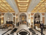 Rome's Hotel Eden reopens on 1 April