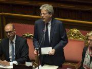 Gentiloni government wins confidence in Italian parliament