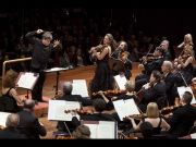 Pappano conducts Janine Jansen at S. Cecilia