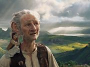 The BFG showing in Rome