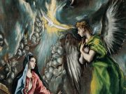 El Greco's Annunciation in Rome