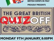 Association of British Expats in Italy: Charity pub quiz