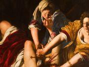 Artemisia Gentileschi lecture series