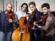 Quartetto di Cremona in Rome