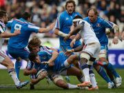 Italy faces France in Six Nations rugby