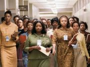 Hidden Figures showing in Rome cinemas