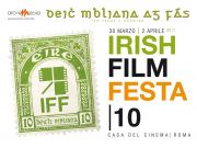 IRISH FILM FESTA marks ten years in Rome