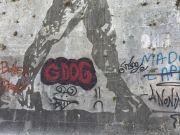 Kentridge mural vandalised in Rome