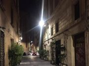 Controversy over Rome's LED street lights