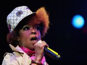 Lauryn Hill at Rock in Roma