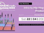 Hip Hop workshop in English