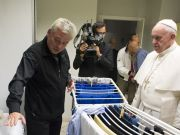 Pope's Laundry opens for the homeless