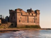S. Severa castle opens all year