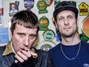 Sleaford Mods at Monk Club Roma