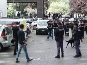 Bomb blast at Rome post office