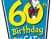 The Cat in the Hat is 60 years old - let's celebrate!