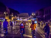 Full Moon Cycle in Rome