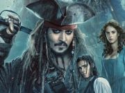 Pirates of the Caribbean 5 showing in Rome cinemas
