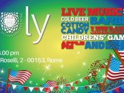 4th July Party at American University of Rome