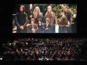 Lord of the Rings with live music