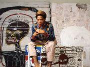 Jean-Michel Basquiat in Rome