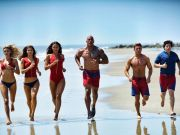 Baywatch showing in Rome cinemas